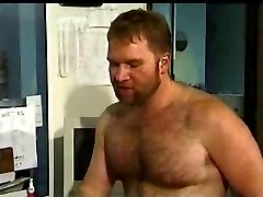 Bear fuck a guy at work