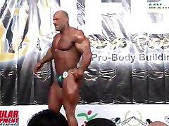 MUSCLEBULL MARTIN: IFBB TIJUANA PRO SHOW 2013