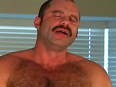Hairy Daddy Ivan Andros Smooth Son Drew Sumrok