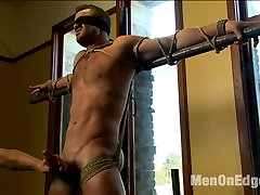 Landon Conrad is not only brand new to KinkMen but to BDSM all together. Although hes nervous,...