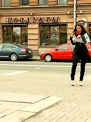 In this BDSM fantasy update, Savannah is out on her own in the streets of Saint Petersburg...