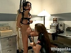 Nika Noire is in a coma in the hospital while Bailey Brooks the kinky night nurse, does more...