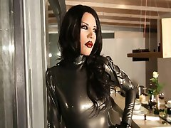 Lovely Latex Doll Mia - The Rendezvous