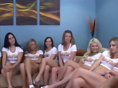 13 Girls cumswap party