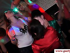 Real party euroteen getting fingered