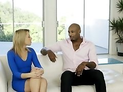BLACKED Cheating Blonde Zoey Monroe Takes BBC in Her Ass