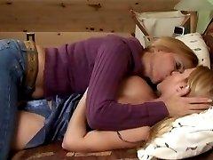 Lesbian hitcher