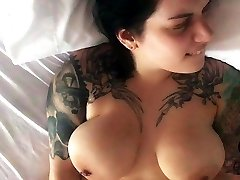 Bald kink drills fat blonde�s smoothie with dildo