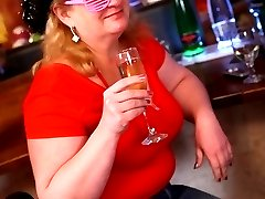 The horny chicks at this crazy hot BBW party are getting down and doing the dirty deed
