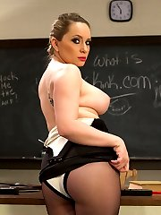 Casey Calvert has been misbehaving, and her Professor Aiden Starr is sick of it. Aiden bends...