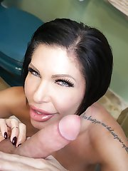 Unload on Your Step Mom Shay Fox at Over40handjobs