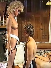 Amber Lynn in classic sex video