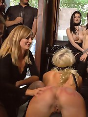 Manu and Laela are filthy slutty animals that need to be fully disgraced. Mona Wales treats...