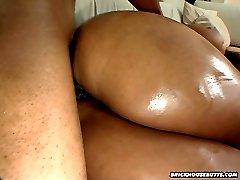 hot fat ass babe gets slammed in the ass