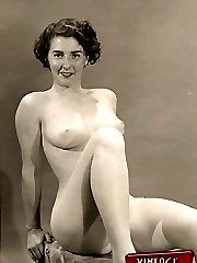 Vintage amateurs showing it