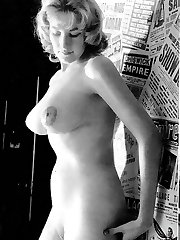 Curvy vintage girls exposed