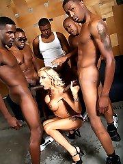 Zoey Portland Interracial Movies at Blacks On Blondes!
