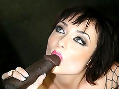 Interracial Cock Lover, Zoe Voss GangFucked By Black Cocks at Blacks On Blondes!