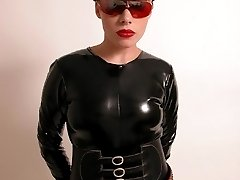 All latex chick