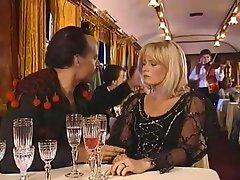 Sesso sull'Orient Express. Film classico Italiano.