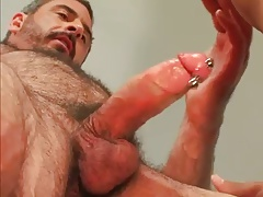 Alpha male cock worship