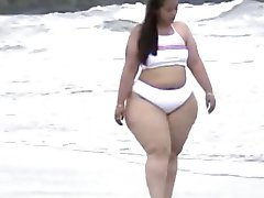 BBW Diamond at the Beach