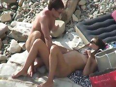 Beach Voyeur Sex