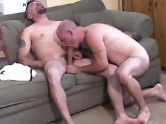 Bare Gay Bear Power Cocks part 2