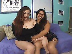 Poison Sweetie - Latina BBW Lesbians