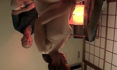 Wet stocking and panty sluts