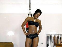 Mistress Kianas Workout