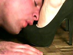 Shoe Worship- part 1