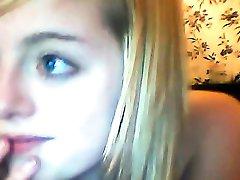 Blondes Maedel
