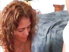 Valeria fucking in a clothing store