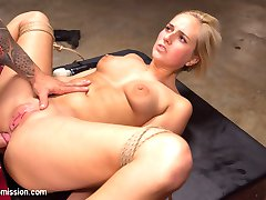 When a citizens rights are violated by a sexy interrogator, he reacts swiftly to turn the...