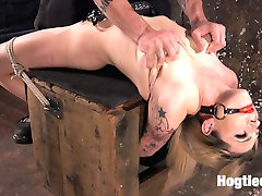 Behind Dahlia Skys sweet smile is a dirty little slut that loves having her limits tested. Shes...
