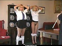 Country school house discipline