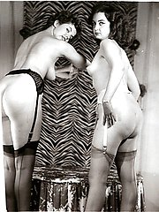 Vintage sexy glamour pics