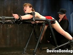Hot newbie Claire Robbins gets taken over and Dominated by Mz Berlin. Repeatedly she is brought...