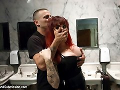 Mz Berlins takedown fantasy comes true in her long anticipated return to Sex and Submission!...