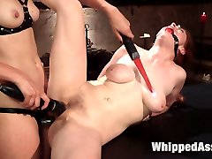 We update this week with the much anticipated part 2 of the Whipped Ass Halloween Feature...