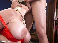 Alura Jensen is a beautiful, big breasted heiress desperate to keep her inheritance.