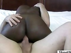 Wild and hot black girlfriends teasing on cam