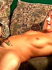 Unshaved hottie cunt stuffed with thick cock