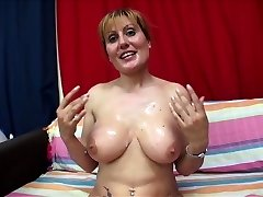 Asian cutie squirts her joy juice all over while toying her twat with a dildo