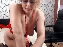 French Slut Kream Squirts Hot Cum All Over Her Place While Playing With Her Toy In This Photo Set