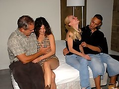 The Old Switcheroo - Free Porn pics, Wife Switch, Wife Switch, Pink Visual