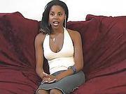 Sexy Ebony Pussy