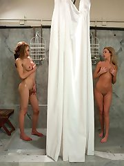 This is IT - the best brand new girl debut ever - Venus Lux is hot, hung and ever hard as she...