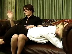 Did they not think they wouldn't have to face some type of consequence? They are called to Mistress' office and she is not happy at all.